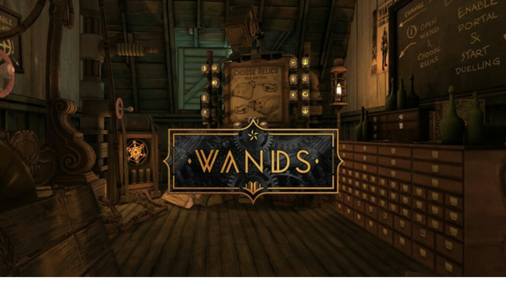 VR Giant Classic – Wands: Almost Magic