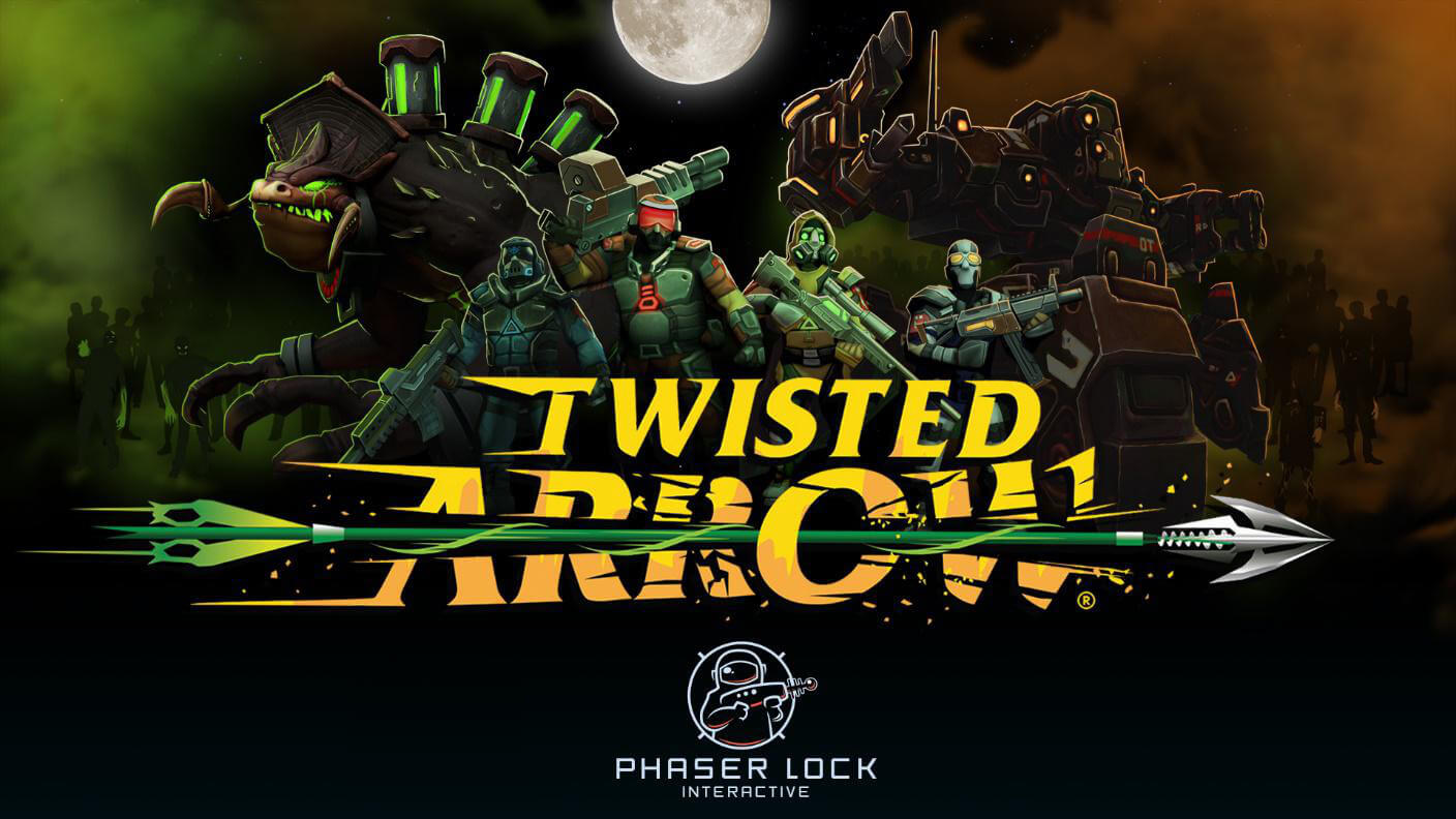 Twisted Arrow Review – Oculus Rift
