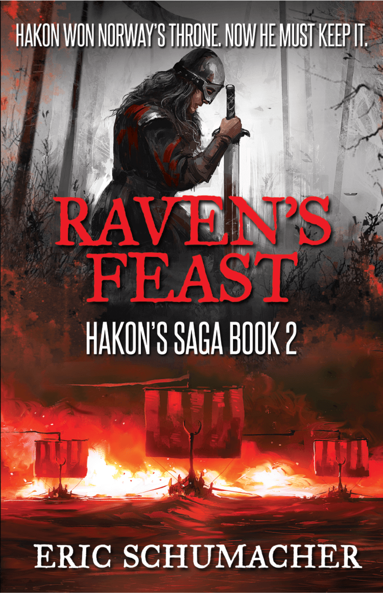 Review of Raven's Feast by Eric Schumacher